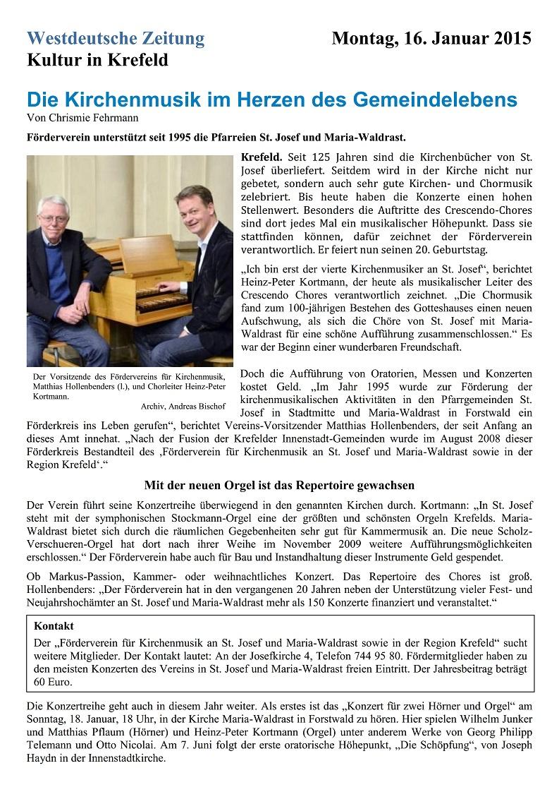 20150116_Presse_WZ_Die_Kirchenmusik_im_Herzen_des_Gemeindelebens