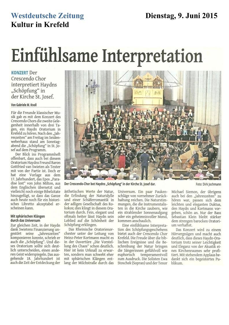 20150609_Presse_WZ_Einfuehlsame_Interpretation