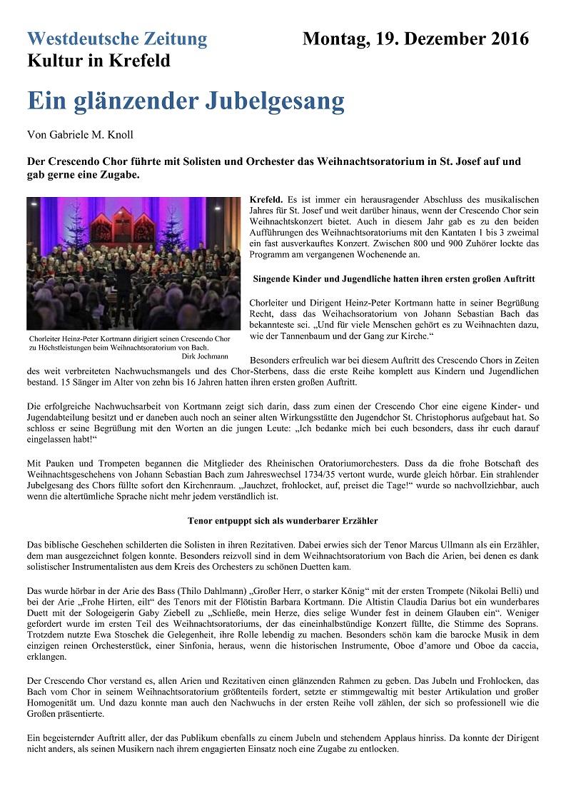 20161219_Presse_WZ_Ein_glnzender_Jubelsang