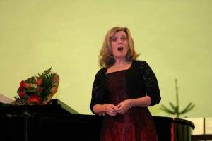 28. November 2009: Stadtwaldhaus Krefeld, Konzert und Menü