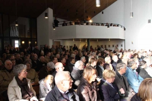 8. November 2009: Kirche Maria-Waldrast, Krefeld-Forstwald, Orgelweihe
