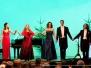 2010: Konzert und Menü