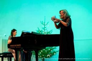 27. November 2010:  Stadtwaldhaus Krefeld , Konzert und Menü