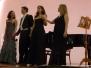 2012: Konzert und Menü