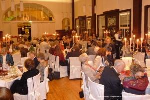 24. November 2012: Stadtwaldhaus Krefeld, Konzert und Menü