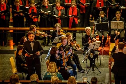 Georg Friedrich Händel: Dettinger Te Deum