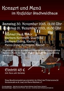 01_20131130_Plakat_Stadtwaldhaus_Konzert_und_Men