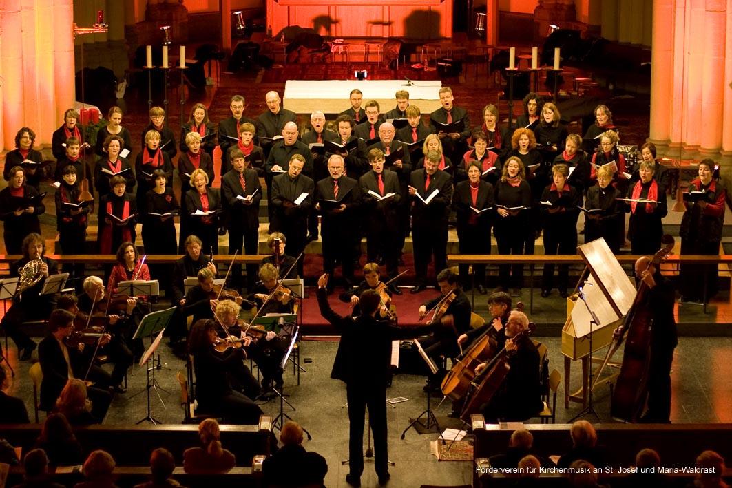 Adventskonzert im Dezember 2009 - St. Josef, Krefeld