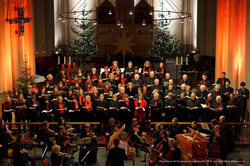 Georg Friedrich Händel: The Messiah im Dezember 2011 - St. Josef, Krefeld