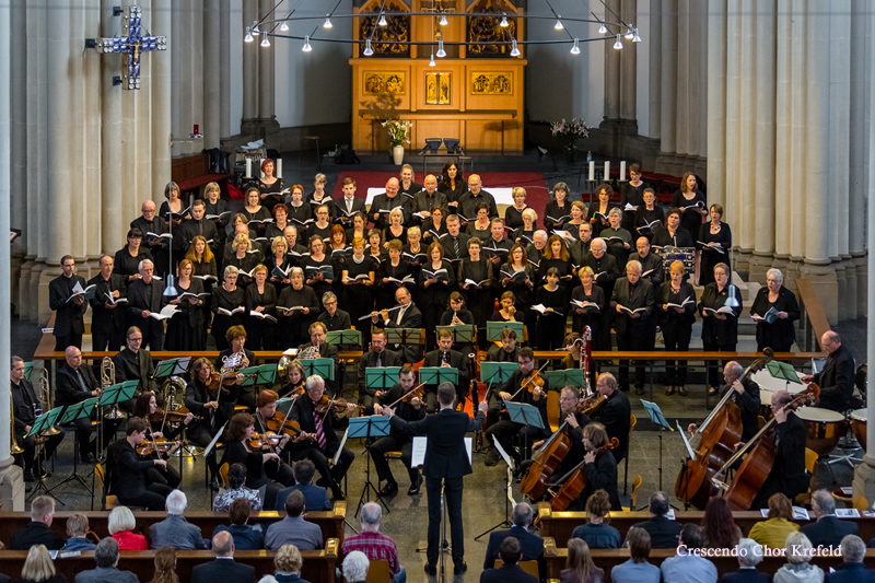 Karl Jenkins: The Armed Man - A Mass For Peace im Juni 2016