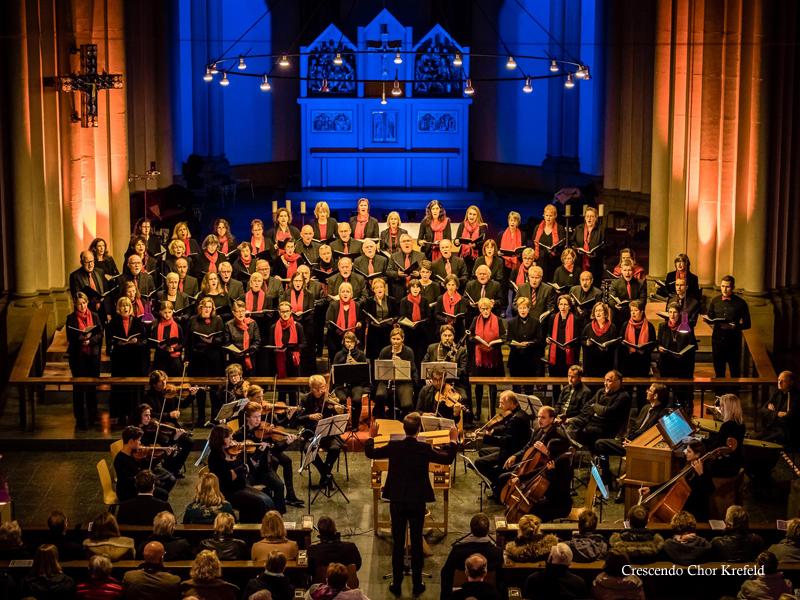 Georg Friedrich Händel: Ode for St. Caecilia's Day / Dettinger Te Deum im November 2017
